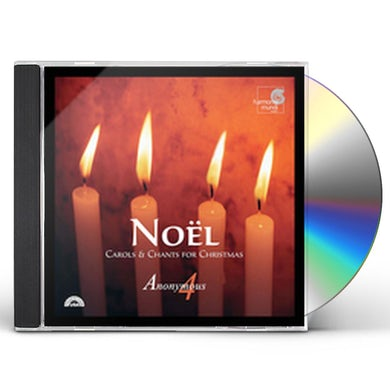 Anonymous 4 NOEL: CAROLS & CHANTS FOR CHRISTMAS CD