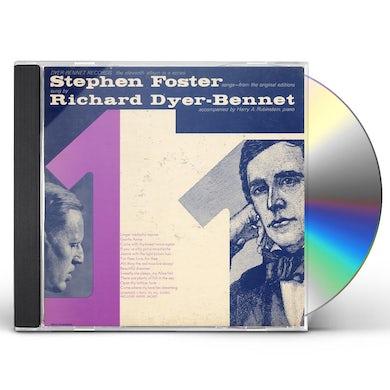 Richard Dyer-Bennet VOL. 11 (STEPHEN FOSTER SONGST) CD