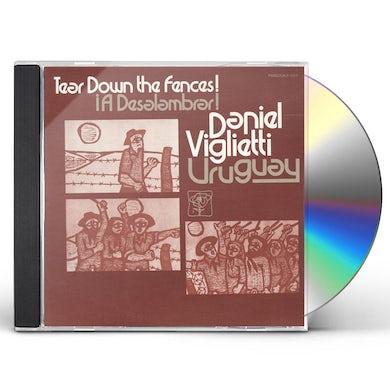 Daniel Viglietti URUGUAY: A DESLAMBRAR! TEAR DOWN THE FENCES! CD
