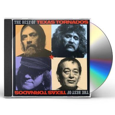 Texas Tornados BEST OF CD