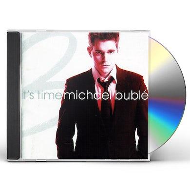 Michael Bublé IT'S TIME: TOUR EDITION CD