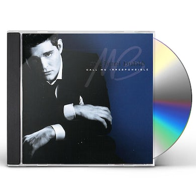 Michael Buble CALL ME IRRESPONSIBLE CD