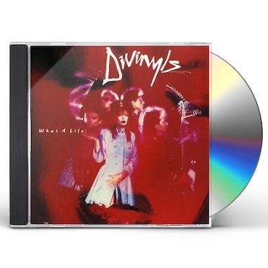 Divinyls WHAT A LIFE CD