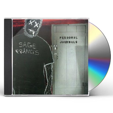 Sage Francis PERSONAL JOURNALS CD
