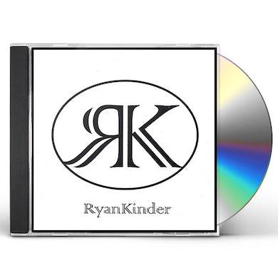 Ryan Kinder EP CD