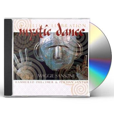 Maggie Sansone MYSTIC DANCE CD