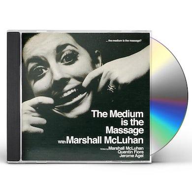 MEDIUM IS THE MASSAGE CD
