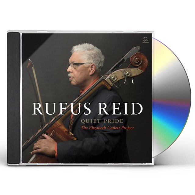 Rufus Reid QUIET PRIDE: THE ELIZABETH CATLETT PROJECT CD