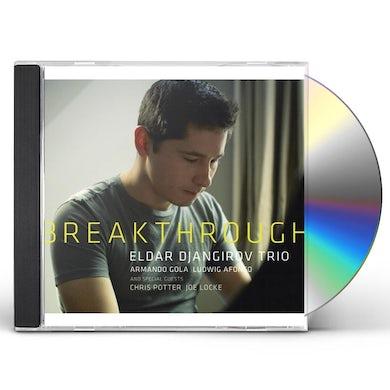 Eldar Djangirov BREAKTHROUGH CD