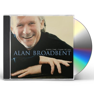 Alan Broadbent EVERY TIME I THINK OF YOU CD
