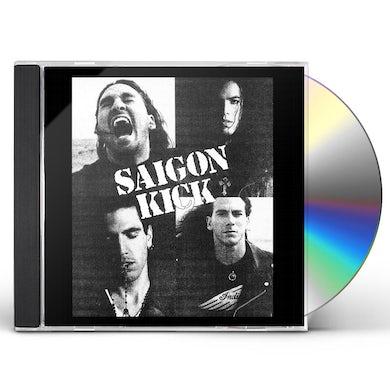 SAIGON KICK CD
