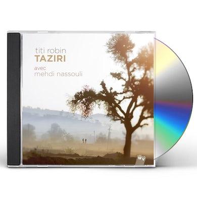 Titi Robin TAZIRI CD
