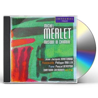 Michel SONATE POUR VIOLON ET PIANO CD
