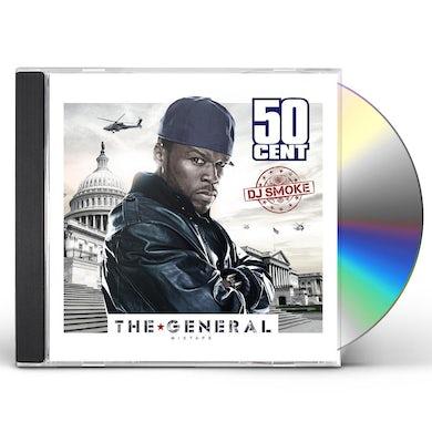DJ Smoke GENERAL: 50 CENT MIXTAPE CD