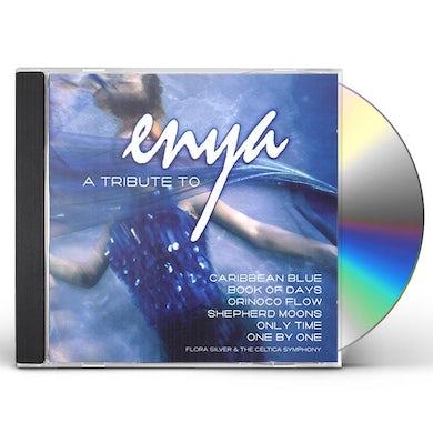 Enya TRIBUTE TO CD