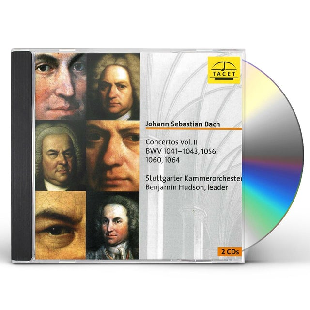 J.S. Bach / Stuttgarter Kammerorchester