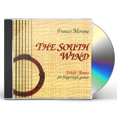Franco Morone SOUTH WIND CD
