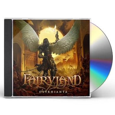 Fairyland OSYRHIANTA CD
