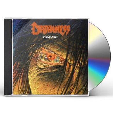 The Darkness OVER & OUT CD