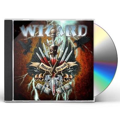 Wizard METAL IN MY HEAD CD