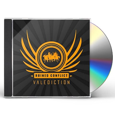 Ruined Conflict VALEDICTION CD