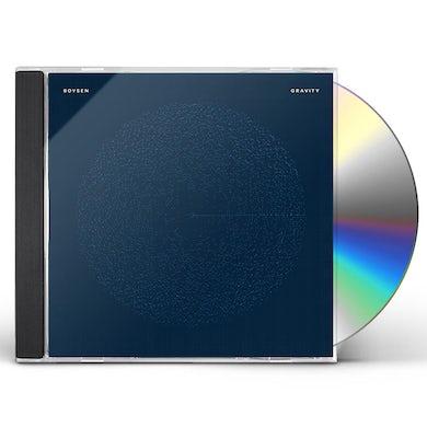 Ben Lukas Boysen GRAVITY CD