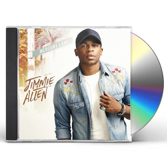 Jimmie Allen MERCURY LANE CD