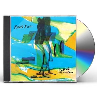 STOCKHOLM MARATHON CD