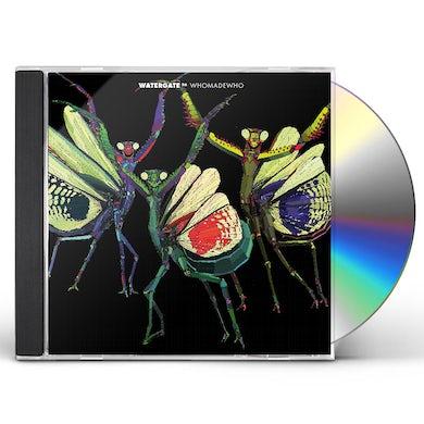 WATERGATE 26 CD