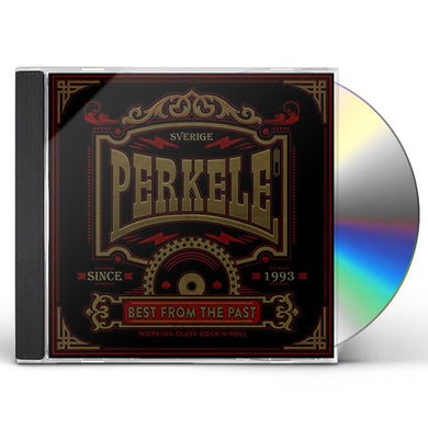 Perkele BEST FROM THE PAST CD
