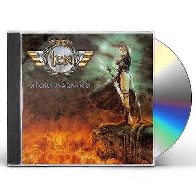 Ten STORMWARNING CD