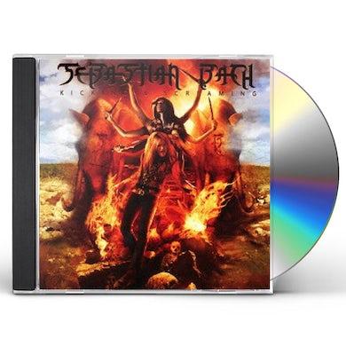 Sebastian Bach KICKING & SCREAMING CD