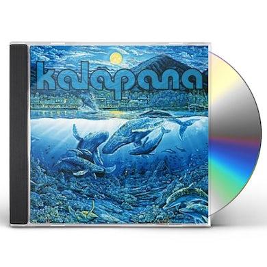 Kalapana BLUE ALBUM CD