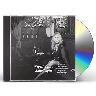 Sally Night NIGHT TIME CD