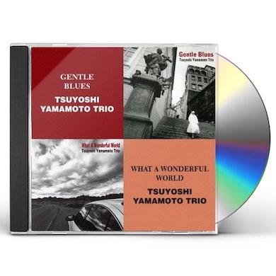 Yamamoto Tsuyoshi GENTLE BLUES / WHAT A WONDERFUL WORLD CD