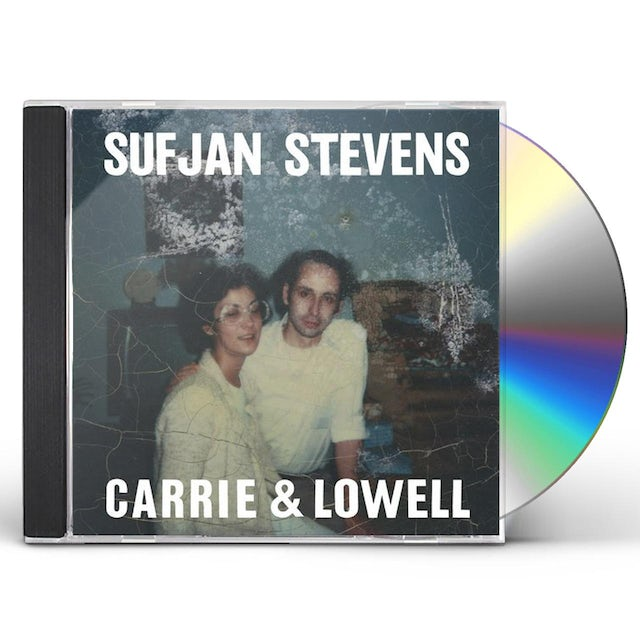Sufjan Stevens CARRIE & LOWELL CD
