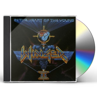 Winger IN HEART OF YOUNG CD