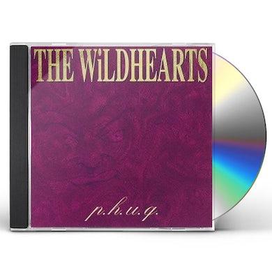 The Wildhearts P.H.U.Q CD