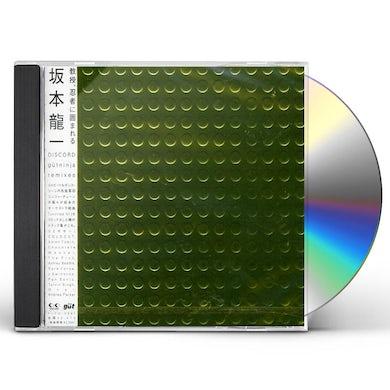 Ryuichi Sakamoto DISCORD CD