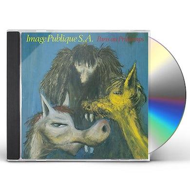 P.I.L. PARIS IN THE SPRING CD