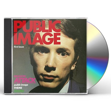 P.I.L. PUBLIC IMAGE: FIRST ISSUE CD