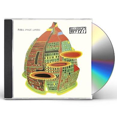 P.I.L. HAPPY CD