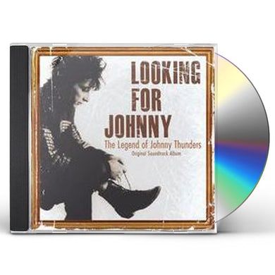 Johnny Thunders LOOKING FOR JOHNNY / Original Soundtrack CD