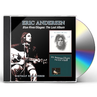 Eric Andersen BLUE RIVER/STAGES: LOST ALBUM CD