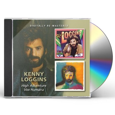 Kenny Loggins HIGH ADVENTURE/VOX HUMANA CD