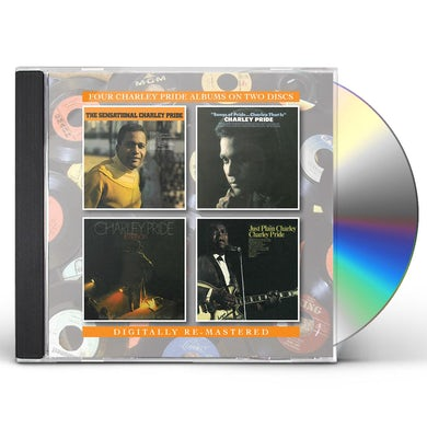 SENSATIONAL CHARLEY PRIDE SONGS OF PRIDE CD