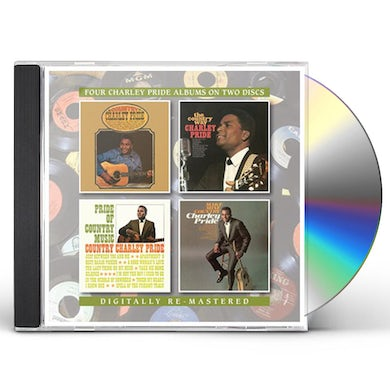 COUNTRY CHARLEY PRIDE / THE COUNTRY WAY CD