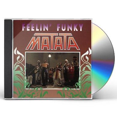 Matata FEELIN FUNKY CD