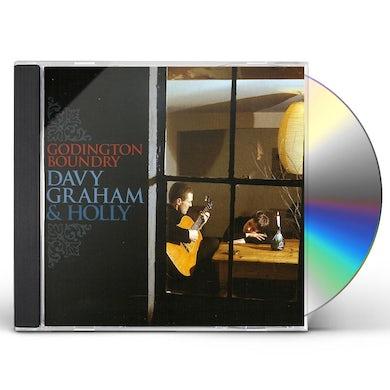 Davy Graham & Holly GODINGTON BOUNDRY CD