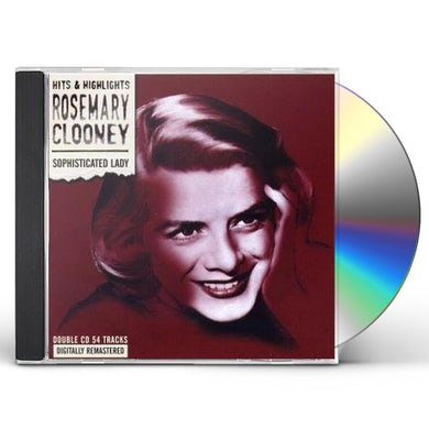 Rosemary Clooney SOPHISTICATED LADY CD